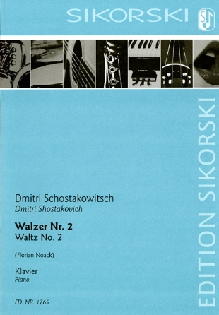 Product Cover for Waltz No. 2