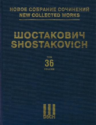 """Product Cover for Orchestral Compositions Op. 130, 131 plus """"Novorossiisk Chimes"""", """"Intervision"""" sans op."""