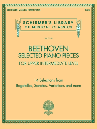 Product Cover for Beethoven: Selected Piano Pieces