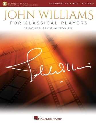 Product Cover for John Williams for Classical Players