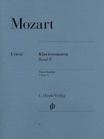 Piano Sonatas – Volume II