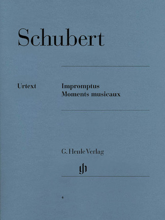 Product Cover for Impromptus and Moments Musicaux