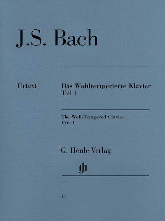 Product Cover for The Well-Tempered Clavier – Revised Edition