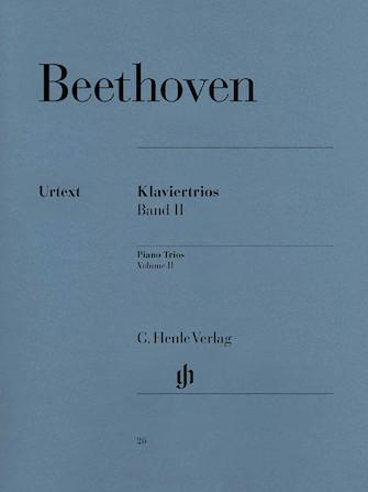Piano Trios – Volume II