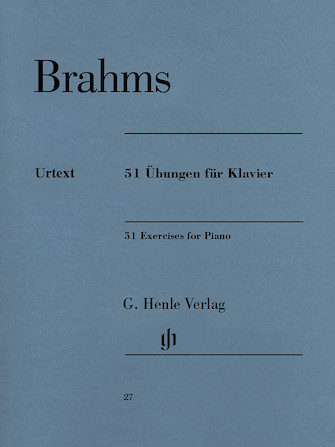 Product Cover for 51 Exercises for Piano