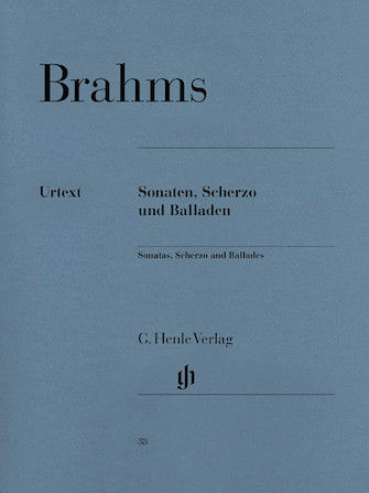 Product Cover for Sonatas, Scherzo and Ballades