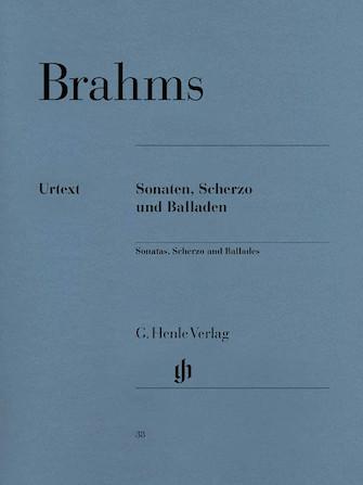 Product Cover for Sonatas, Scherzo and Ballades