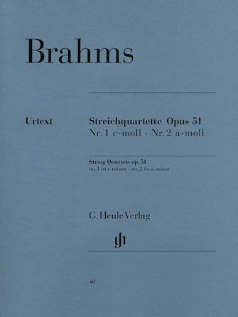 Product Cover for String Quartets, Op. 51