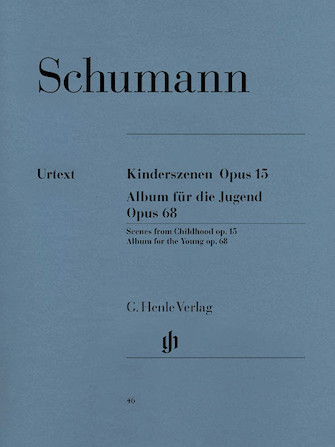 Product Cover for Album for the Young Op. 68 and Scenes from Childhood Op. 15