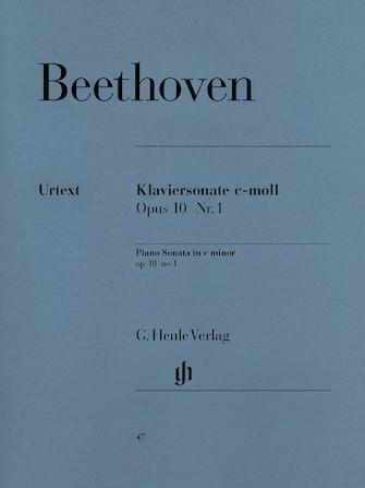 Product Cover for Piano Sonata No. 5 in C Minor, Op. 10, No. 1