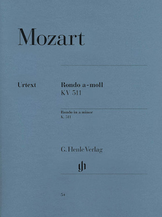 Product Cover for Rondo in A minor K511