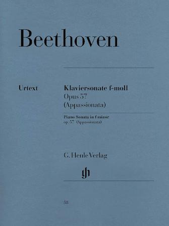 Product Cover for Piano Sonata No. 23 in F Minor Op. 57