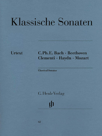 Product Cover for Classical Piano Sonatas