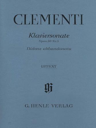 """Product Cover for Piano Sonata """"Didone Abbandonata,"""" Scena Tragica in G minor Op. 50, No. 3"""