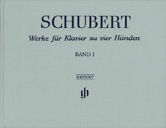 Product Cover for Works for Piano Four-Hands – Volume I