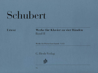 Product Cover for Works for Piano Four-Hands – Volume II