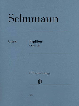 Product Cover for Papillons Op. 2