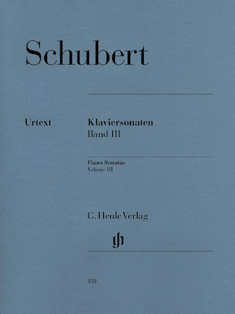 Product Cover for Piano Sonatas – Volume III (Early and Unfinished Sonatas)