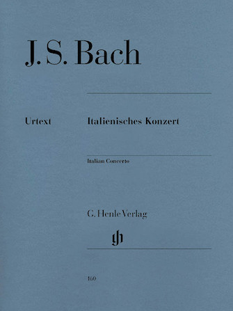 Product Cover for Italian Concerto BWV 971