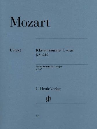 Product Cover for Piano Sonata in C Major K545 (Facile)
