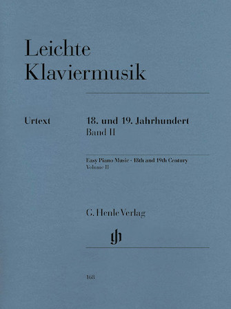 Product Cover for Easy Piano Music of the 18th and 19th Century – Volume II