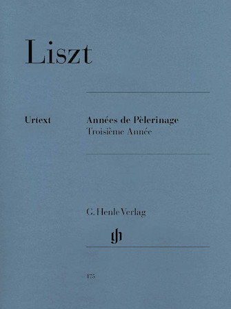 Product Cover for Années de Pèlerinage, Troisième Année
