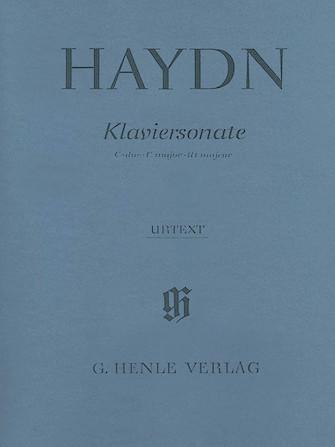 Product Cover for Piano Sonata in C Major Hob.XVI:35
