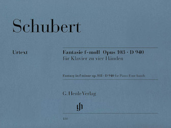 Fantasy in F Minor Op. 103 D 940
