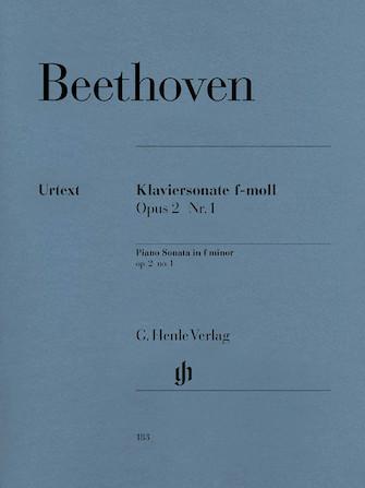 Product Cover for Piano Sonata No. 1 in F Minor, Op. 2