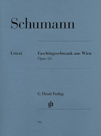 Product Cover for Carnival of Vienna Op. 26