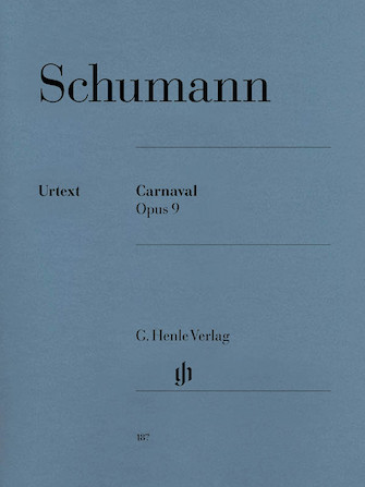 Product Cover for Carnaval Op. 9