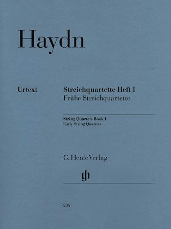 Product Cover for String Quartets – Volume I
