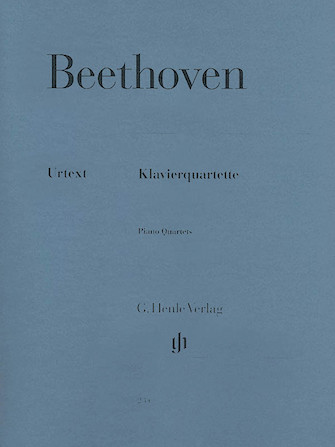 Product Cover for Piano Quartets