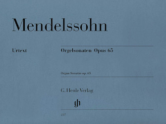 Product Cover for Organ Sonatas Op. 65