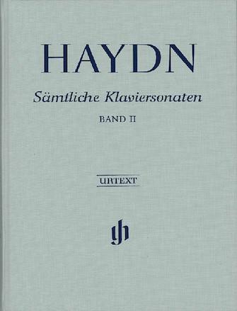 Complete Piano Sonatas – Volume II