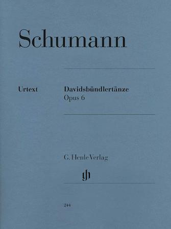 Product Cover for Davidsbündlertänze Op. 6