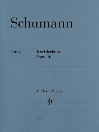 Product Cover for Kreisleriana Op. 16