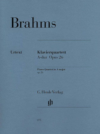 Product Cover for Piano Quartet A Major Op. 26