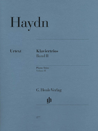 Product Cover for Piano Trios – Volume II