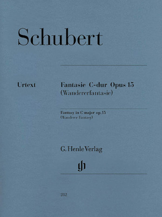 Product Cover for Fantasy C Major Op. 15 D 760