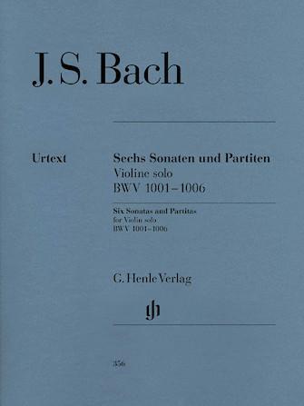 Sonatas and Partitas BWV 1001-1006