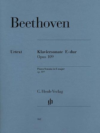 Product Cover for Piano Sonata No. 30 in E Major Op. 109