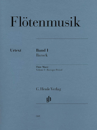 Product Cover for Flute Music