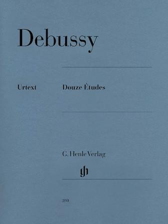 Product Cover for 12 Études