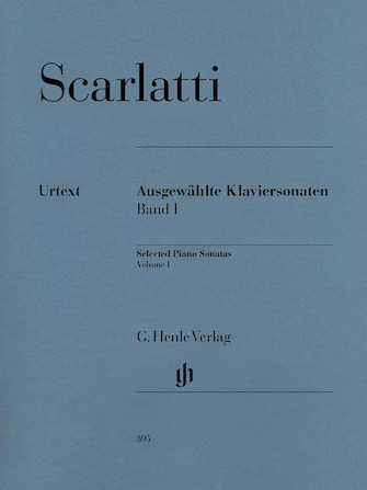 Product Cover for Selected Piano Sonatas – Volume I