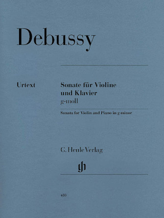 Product Cover for Sonata for Violin and Piano