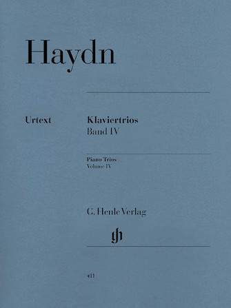 Product Cover for Piano Trios – Volume IV
