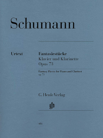 Product Cover for Fantasy Pieces, Op. 73