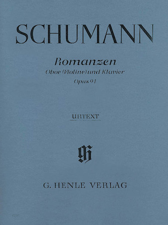Product Cover for Romances, Op. 94