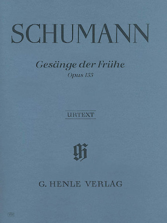 Product Cover for Gesänge der Frühe Op. 133